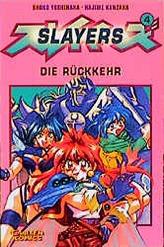 Slayers, Bd.4, Die Rückkehr (3551743142) by Shoko Yoshinaka; Hajime Kanzaka