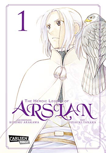 9783551743237: The Heroic Legend of Arslan 01