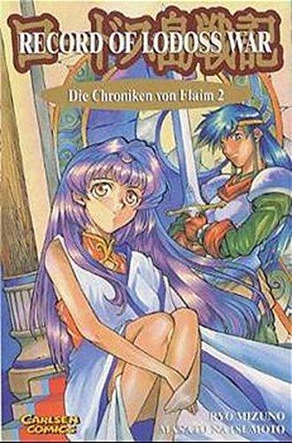 Record of Lodoss War, Die Chroniken von Flaim, Bd.2, Begegnung mit dem Bösen (3551743622) by Ryo Mizuno; Masato Natsumoto