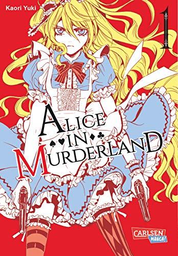 9783551743923: Alice in Murderland, Band 1