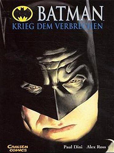 9783551744043: Batman, Krieg dem Verbrechen