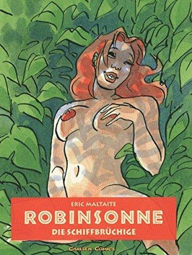 9783551744050: Robinsonne. Die Schiffbrüchige.