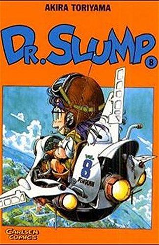 9783551744685: Dr. Slump 08. Der Grand Prix von Pinguinhausen.