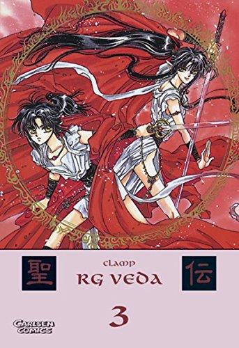9783551744838: RG Veda Bd. 3