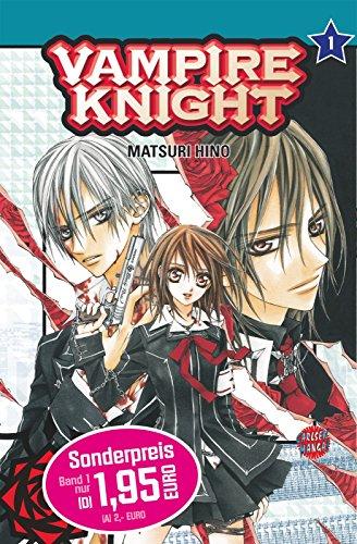 9783551744944: Vampire Knight 01
