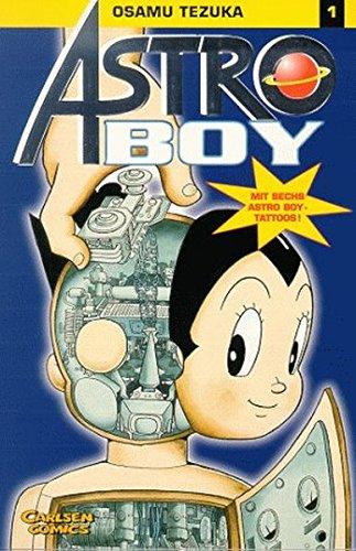 9783551745019: Astro Boy, Bd.1, Astro Boys Geburt