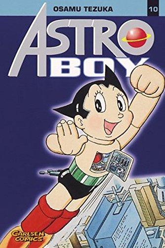 Astro Boy, Bd.10, Astro Boy versus Garon (9783551745101) by Tezuka, Osamu