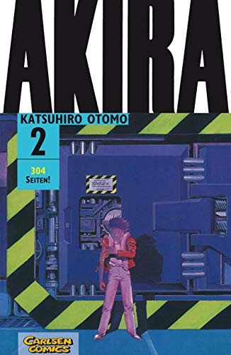 9783551745224: Akira, Original-Edition (deutsche Ausgabe), Bd.2