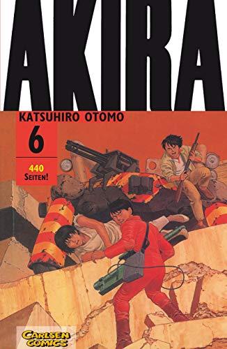 Akira, Original-Edition (deutsche Ausgabe), Bd.6 (3551745269) by Katsuhiro Otomo