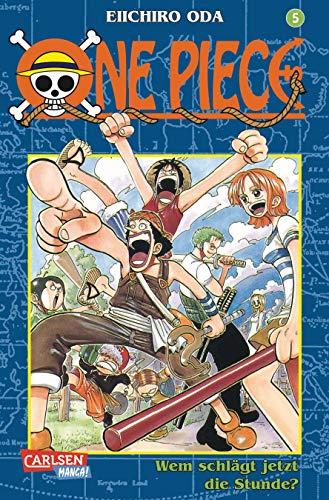 9783551745859: One Piece, Bd.5, Wem schlägt jetzt die Stunde?