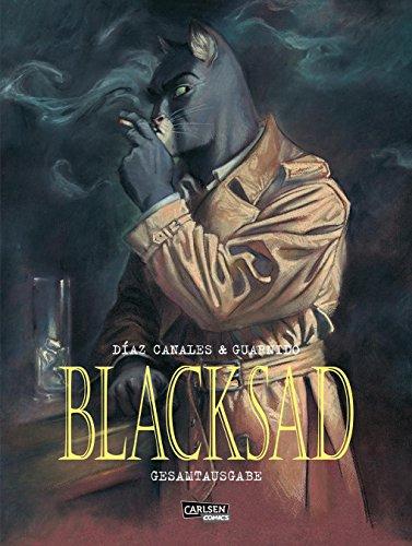 9783551747754: Blacksad: Gesammelte Fälle