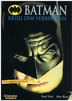 9783551747914: Batman: Krieg dem Verbrechen