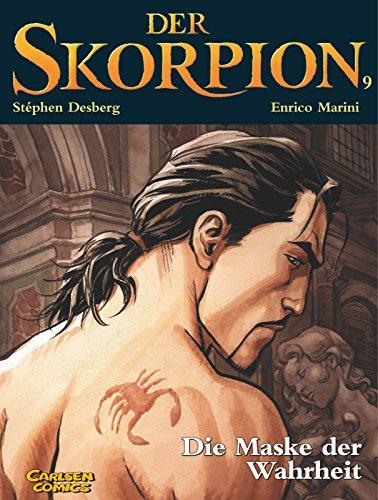 9783551749499: Der Skorpion 09: Die Maske der Wahrheit