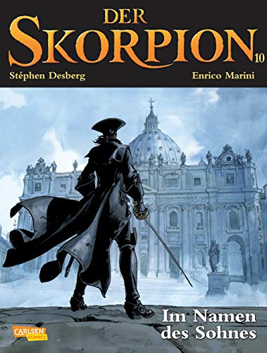 9783551749505: Der Skorpion 10