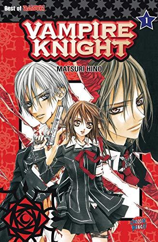 9783551751515: Vampire Knight 01: Best of DAISUKI