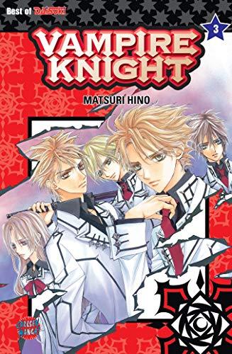9783551751539: Vampire Knight 03