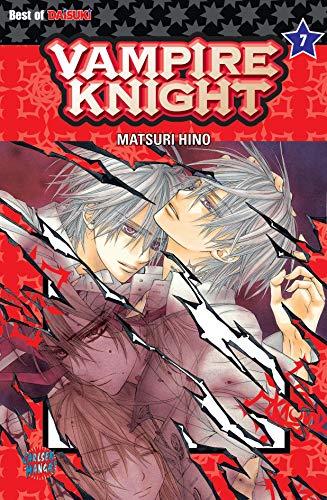 9783551751577: Vampire Knight 07