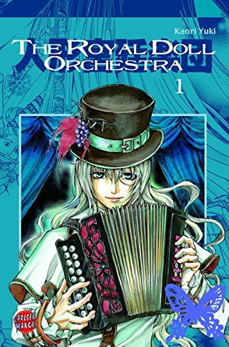 9783551752253: The Royal Doll Orchestra 01