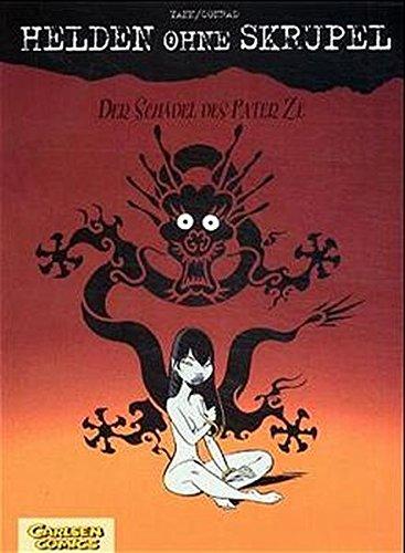 9783551752628: Helden ohne Skrupel, Bd.2, Der Schädel des Pater Ze