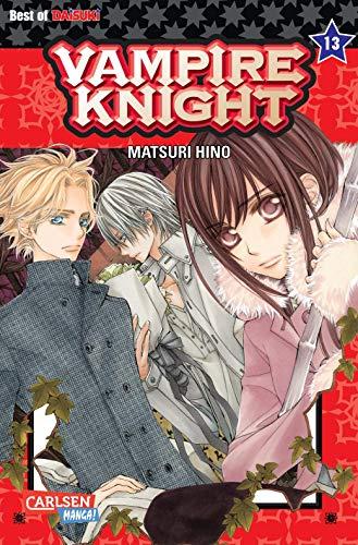 9783551753243: Vampire Knight 13