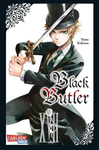 9783551753533: Black Butler 17