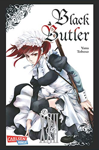 9783551753588: Black Butler 22