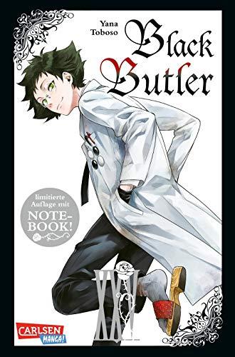 Black Butler, Band 25 (limitierte Ausgabe): limitierte: Yana Toboso