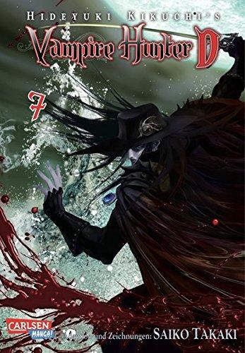 9783551753977: Vampire Hunter D 07