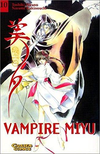 9783551754103: Vampire Miyu 10.