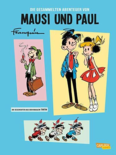 Mausi und Paul Gesamtausgabe: Franquin, Andr??