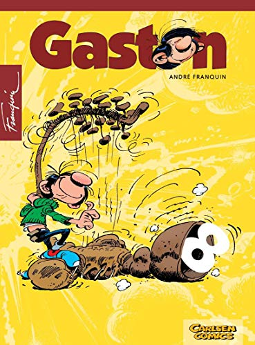 9783551754387: Gaston 08