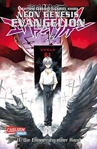 9783551754516: Neon Genesis Evangelion 11. Seele