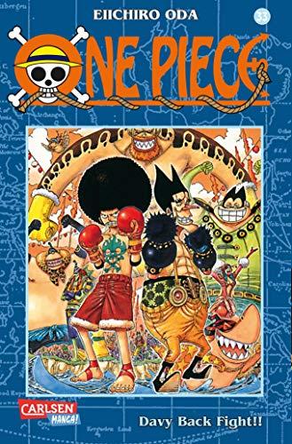9783551757234: One Piece 33: Davy Back Fight!!