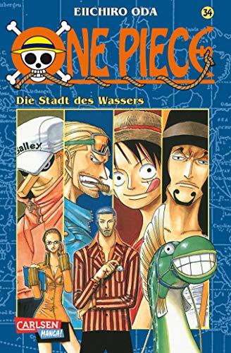 9783551757241: One Piece 34: Die Stadt des Wassers