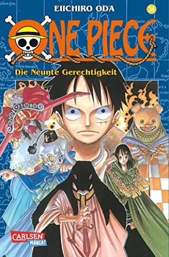 9783551757265: One Piece 36