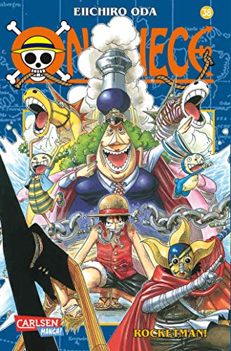 9783551757289: One Piece 38: Rocketman!