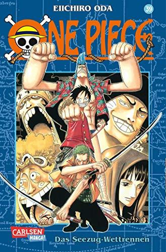 9783551757296: One Piece 39