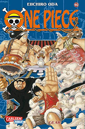9783551757302: One Piece 40. Gear