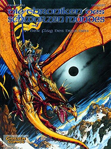 9783551757623: Die Chroniken des schwarzen Mondes 02. Der Flug des Drachen.