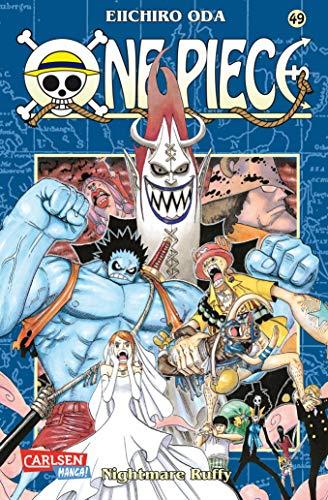 One Piece 49. Nightmare Ruffy: Eiichiro Oda