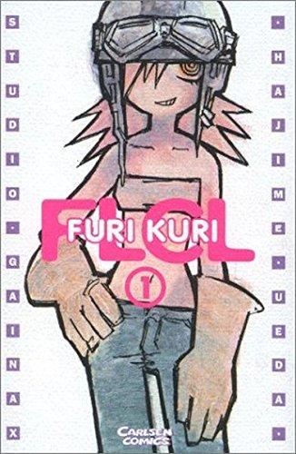 9783551759511: Furi Kuri / FLCL 01.