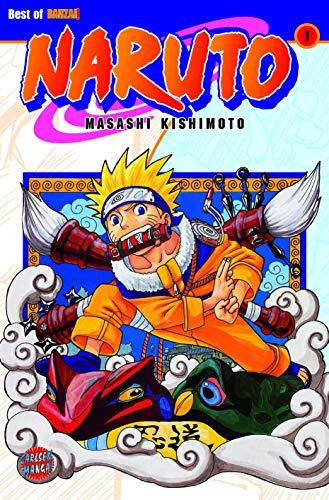 9783551762511: Naruto 01.