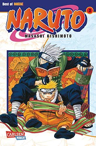 9783551762535: Naruto 03