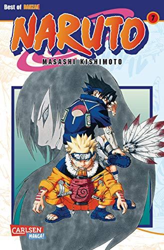 9783551762573: Naruto 07
