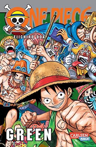 9783551762955: One Piece: Green