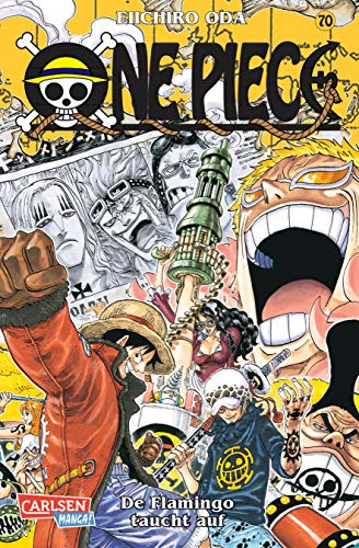 9783551763709: One Piece 70. Der Flamingo taucht auf