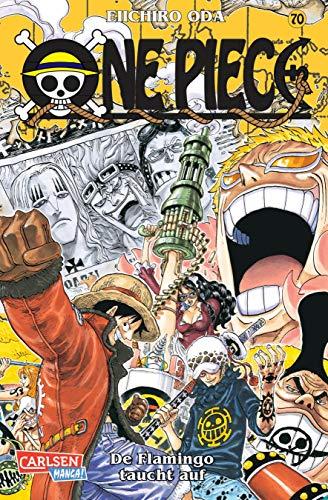 9783551763709: One Piece 70