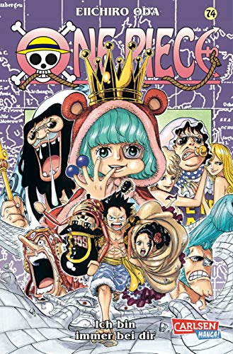 9783551763785: One Piece, Band 74