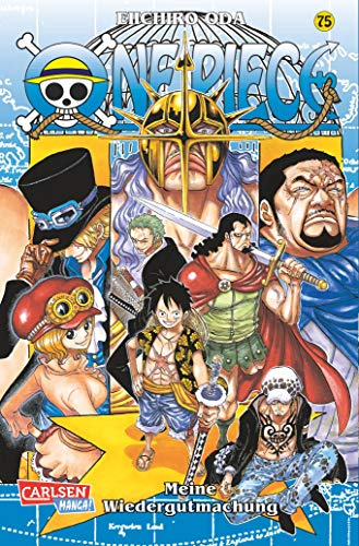 9783551763792: One Piece, Band 75