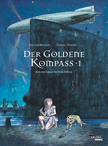 9783551764034: Der goldene Kompass (Comic), Band 1: Der goldene Kompass